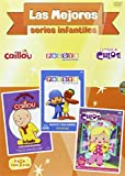 Pack Mejores Series Infantiles: Pocoyo Amistad + Caillou Inocentes + Magia Chloe 1 [DVD]