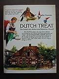 Dutch Treat (0810908182) by Poortvliet, Rien