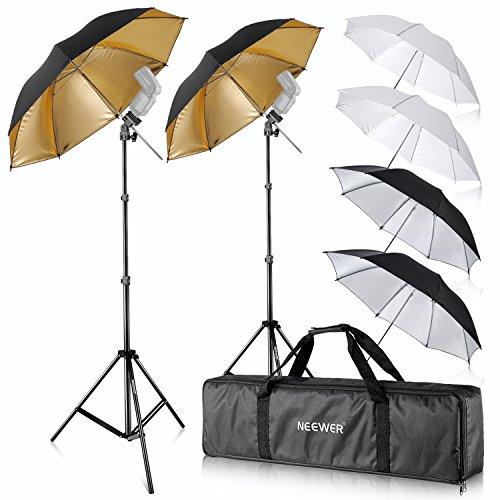 neewerrflash-montaje-kit-de-tres-paraguas233-84cm-blanco-suave-plata-reflexivo-dorado-reflexivo-para