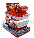 Disney Pixar Cars Alarm Clock Bank Lightning McQueen