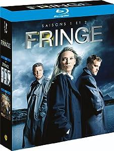 Fringe - Saisons 1 & 2 [Internacional] [Blu-ray]