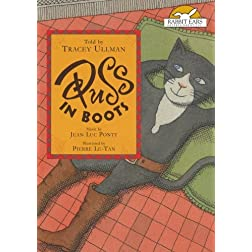 Puss in Boots; Told by Tracey Ullman with Music by Jean Luc Ponty