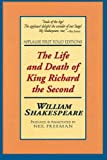 Image of The Life and Death of King Richard the Second: Applause First Folio Editions (Folio Texts)