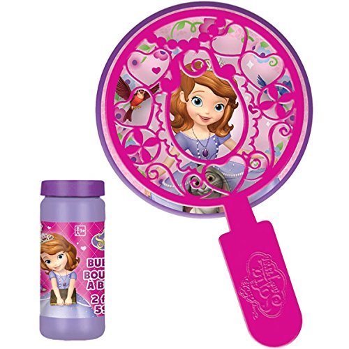 Sofia The First Bubble Wand Set - 1