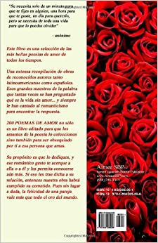 200 Poemas de Amor (Spanish Edition) and over one million other books
