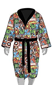 Marvel Comics - Superheroes Bathrobe