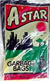 19x21 Inches Astar Disposable Garbage Trash Waste Dust bin Bags (120.00)