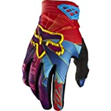 Fox Racing 2014 Youth Dirtpaw Gloves - Radeon (LARGE) (BLUE)