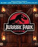 Jurassic Park (Blu-ray + DVD + Digital Copy + UltraViolet)
