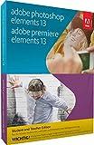 Software - Adobe Photoshop Elements 13 & Premiere Elements 13 Student and Teacher