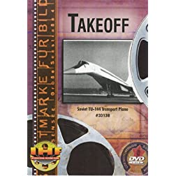 Takeoff: Tupolev TU-144 Supersonic Transport DVD