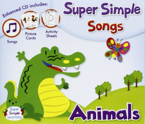 Super Simple Songs-Animals