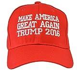Make America Great Again Trump 2016 Hat Red