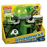 Fisher-Price Imaginext DC Super Friends Green Lantern Planet OA [Toy]