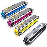 ms-point® Multipack 4x Kompatibler Toner für Brother DCP-9020CDW HL-3140CW HL-3150CDW HL-3170CDW MFC-9130CW MFC-9140CDN MFC-9330CDW MFC-9340CDW ersetzt TN-241 TN-245 TN241 TN245