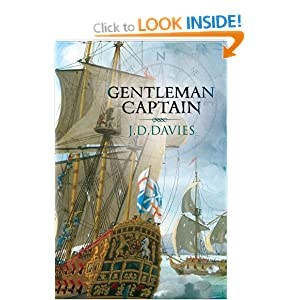 Gentleman Captain - J.D. Davies