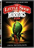 Little Shop of Horrors [DVD] [1960] [Region 1] [US Import] [NTSC]