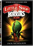THE LITTLE SHOP OF HORRORS - DVD