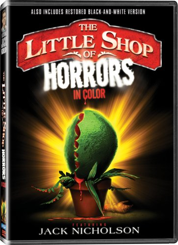 The Little Shop of Horrors in Color