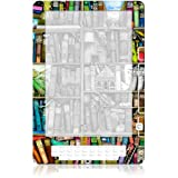 "GelaSkins Protective Kindle DX Skin (Fits 9.7"" Display, Latest and 2nd Generation Kindles), Bookshelf ~ GelaSkins"