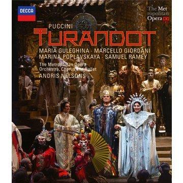 Turandot - Puccini - Blu Ray