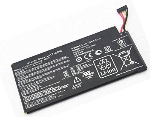 Why Should You Buy Replacment New Battery Google Asus Nexus 7 Table Pc 3.7v 4270mah/16wh Li-polymer ...