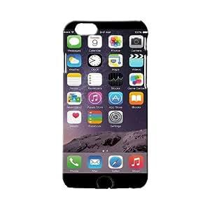 BLUEDIO Designer 3D Printed Back case cover for Apple Iphone 6 Plus / 6S plus - G3112