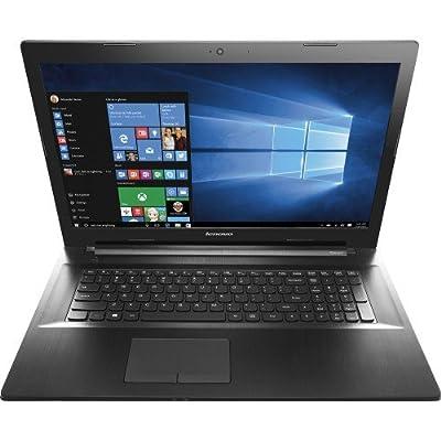 "2016 Newest Lenovo 17 inch High Performance Premium Laptop, Intel Core i5-5200U Processor up to 2.7GHz, 8GB Ram, 1TB HDD, DVD, 802.11AC WiFi, 17.3"" HD+ Display, HDMI, VGA, Bluetooth, Windows 10 64bit"