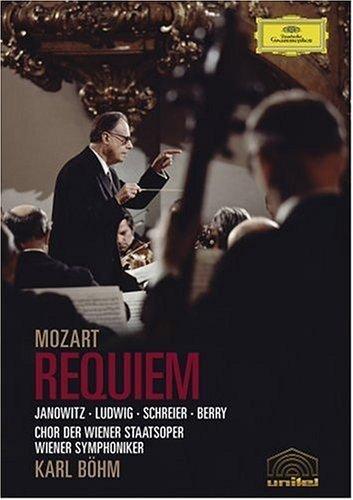 DVD : Karl B hm - Requiem (NTSC Format)