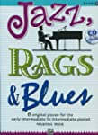 Jazz, Rags and Blues Volume 2 (book a...