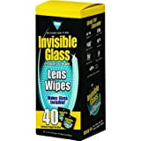Stoner 90101 Invisible Glass Lens Wipe - Pack of 40