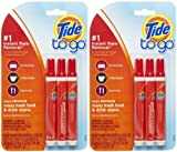 Tide To Go Instant Stain Remover Liquid - 3 Ct