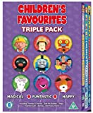 Children's Favourites - Magical/Funtastic/Happy [DVD] [2009]