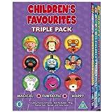 Children's Favourites - Magical/Funtastic/Happy [DVD] [2009]