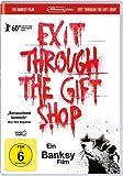 Banksy - Exit Through the Gift Shop (inkl. Wendecover und deutscher Fassung)