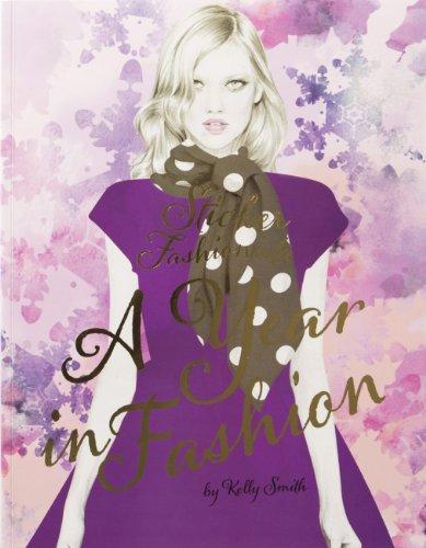 Sticker Fashionista: A Year in Fashion (Sticker Fashionista 2)