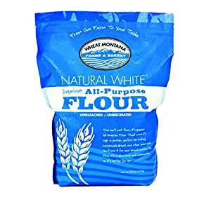 Amazon.com : Wheat Montana All Purpose White Flour (Pack