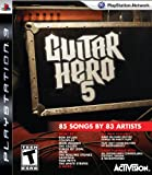 Guitar Hero 5 (Game Only) (PS3 輸入版 北米)