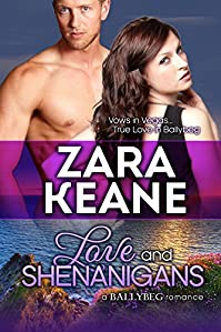 Love And Shenanigans by Zara Keane ebook deal