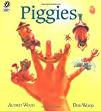 Piggies (0152002170) by Wood, Audrey