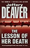 The Lesson of Her Death (0340610557) by JEFFERY DEAVER