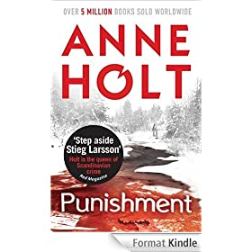 Punishment (Johanne Vik Book 1) (English Edition)