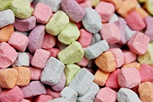 Assorted Dehydrated Cereal Marshmallow Bits - 10 Oz Package
