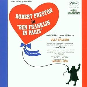Ben Franklin in Paris (1964 Original Broadway Cast)