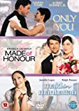 Made Of Honour/Maid In Manhattan/Only You [DVD]