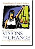 img - for Visions for Change: Crime and Justice in the Twenty-First Century (5th Edition) book / textbook / text book