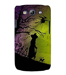 EPICCASE Witch Mobile Back Case Cover For Samsung Galaxy S3 (Designer Case)