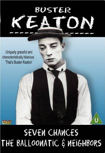 Buster Keaton-Seven Chances [Reino Unido] [DVD]