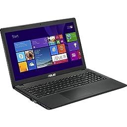 Asus X551MAV 15.6-inch Laptop (Intel Celeron 2.16GHz Processor, 4GB RAM, 500GB HDD, Windows 8.1), Black