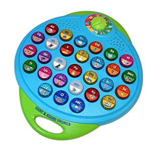 Bilingual Light n Sound Phonics